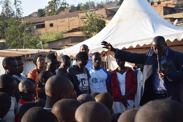 Kigali mission update for June 2018