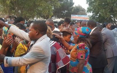 Lubumbashi Mission Update
