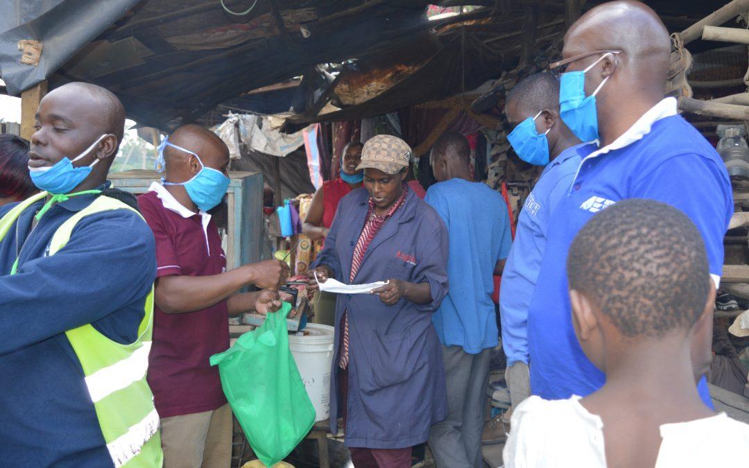 African Enterprise COVID-19 Response